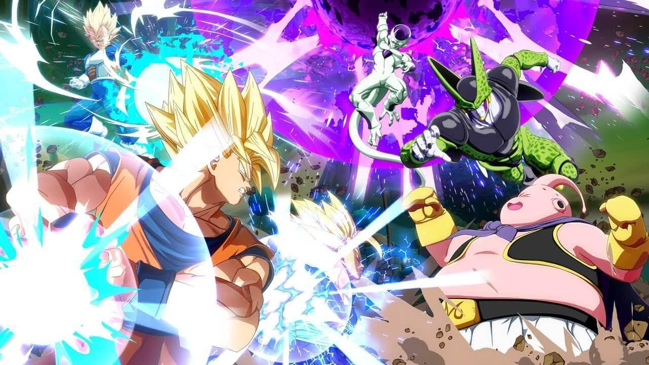 Dragon Ball FighterZ, Anime Games, 2018
