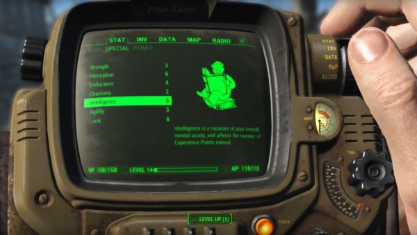 Fallout 4, max level cap, what the max level cap is in Fallout 4