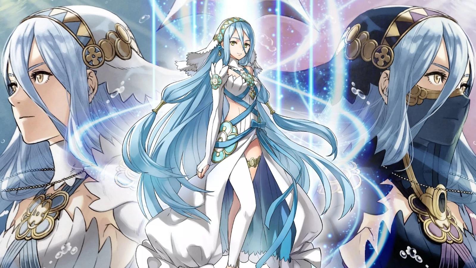 Azura from Fire Emblem Heroes