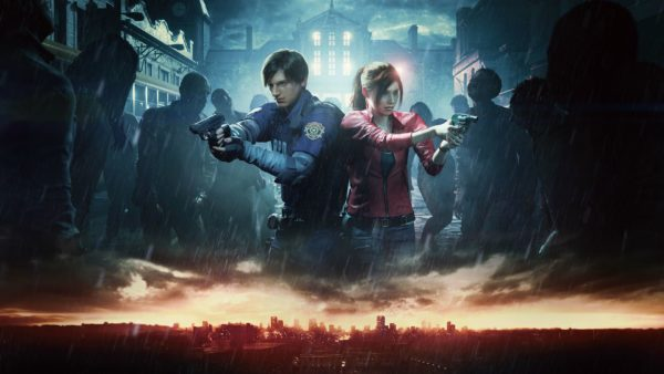 Resident Evil 2 Remake, xbox one games releases in January 2019