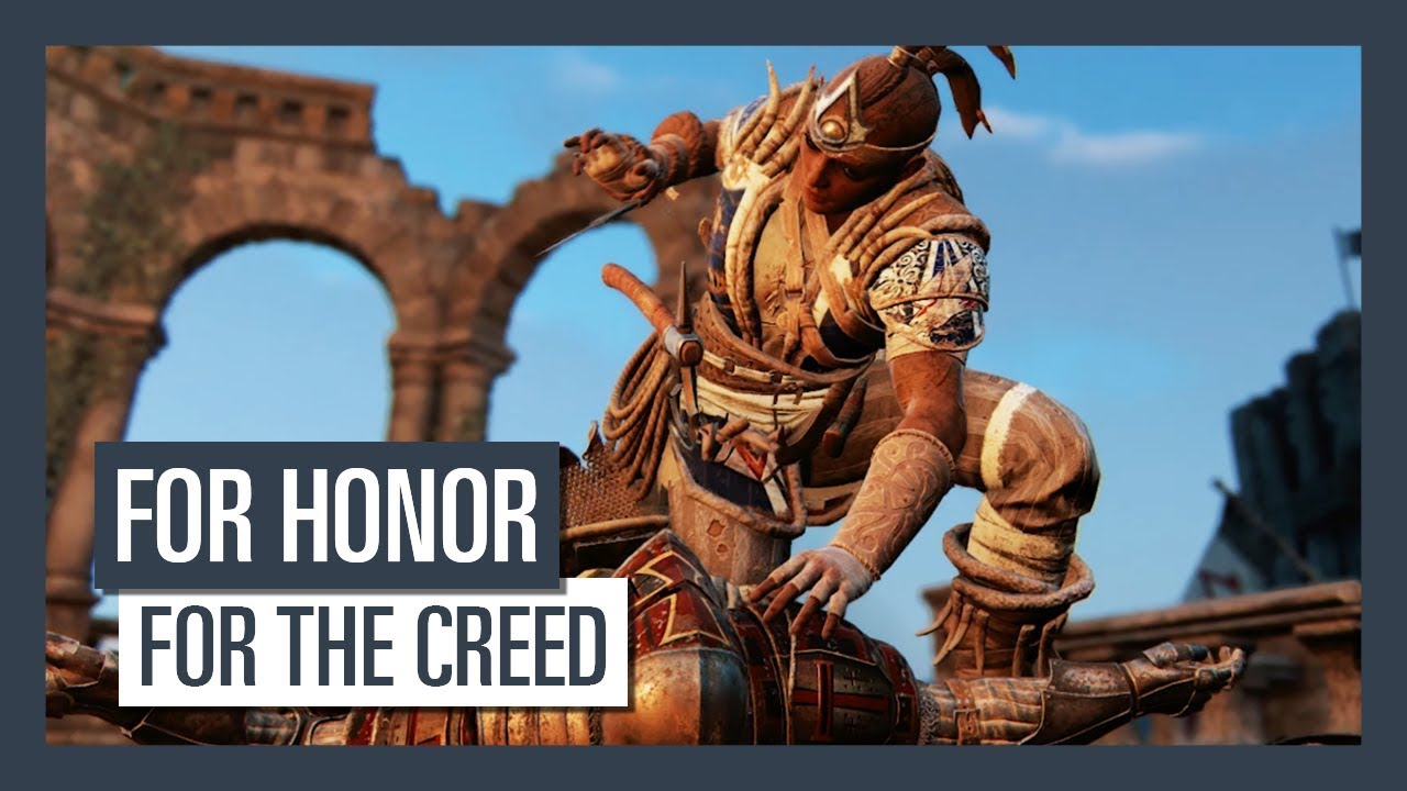 For the Creed, For Honor