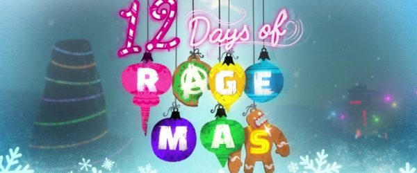 12 Days of Ragemas, Rage 2