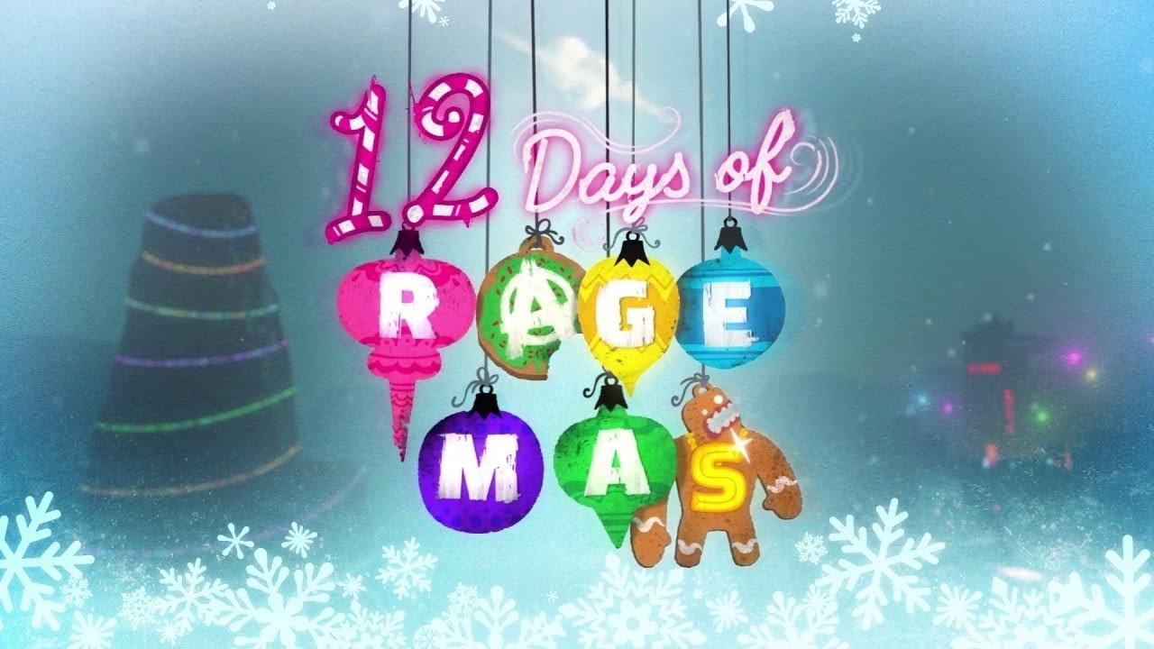 12 Days of Ragemas, Rage 2