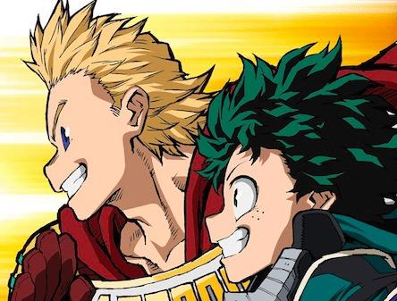 My Hero Academia, Season 4