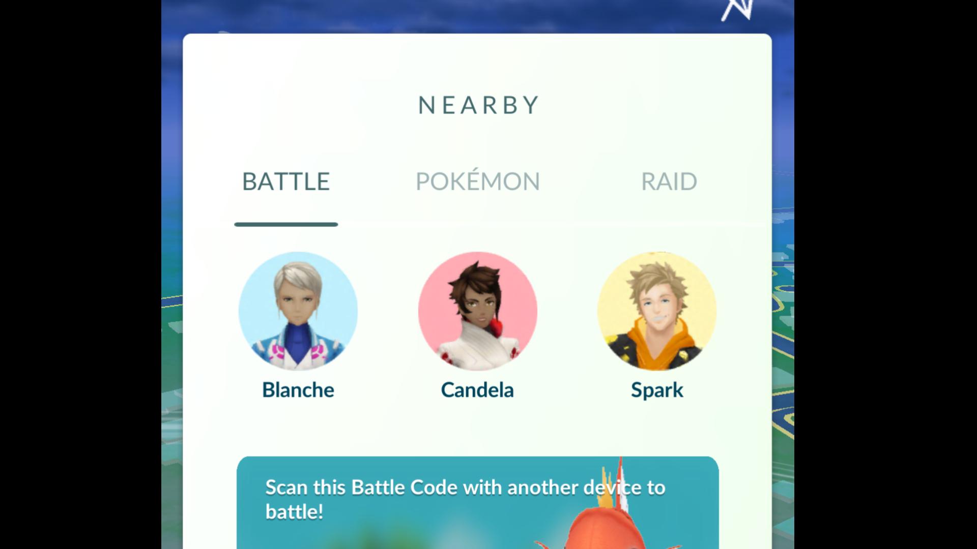 pokemon go, train
