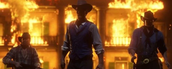 Red Dead Redemption 2, Braithwaite Manor Raid, Best Moments in Gaming 2018, Best Bang for your Buck