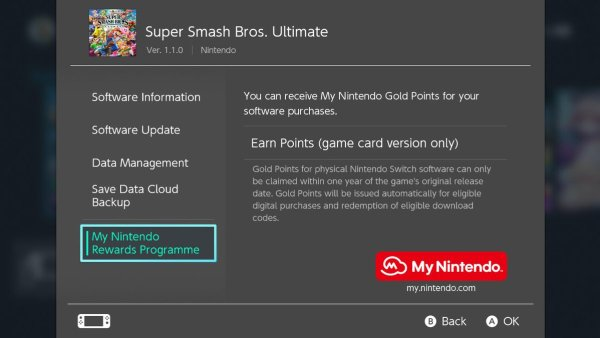 downloading games on switch