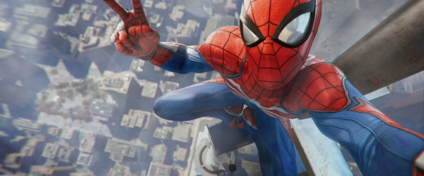 best games 2018, Marvel's Spider-Man