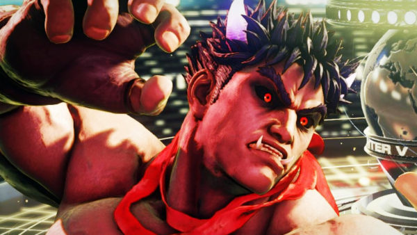 Kage in Street Fighter V: Arcade Edition