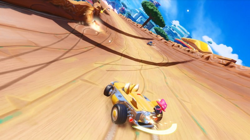 Team Sonic Racing Ost S Sand Road Is Out And Amazing