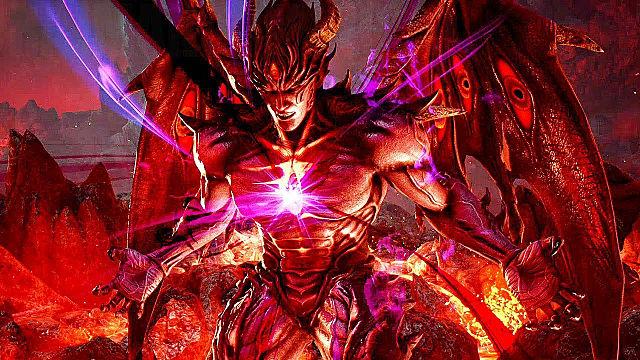 Tekken 7, Devil Kazuya, Evil, Fighting Game Characters