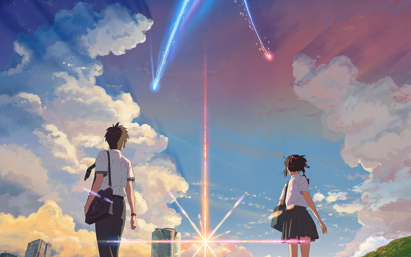 Your name director announces new anime film for 2019