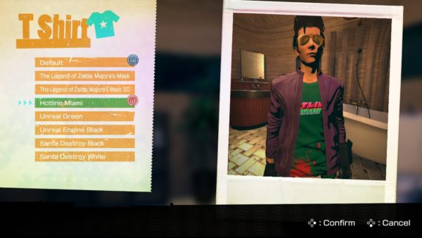 How to Change T-Shirts in Travis Strikes Again