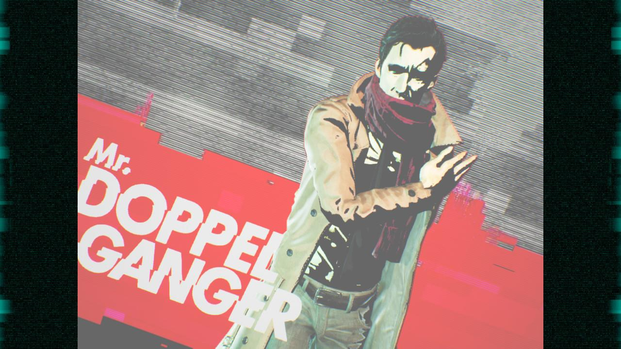 How to beat Mr Doppelganger in Travis Strikes Again