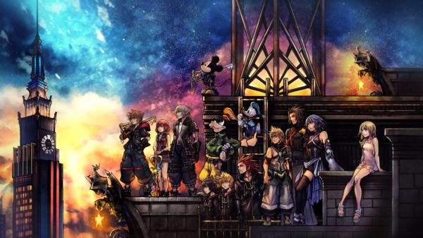 10 4k Hdr Kingdom Hearts 3 Wallpapers For Your New Desktop Background