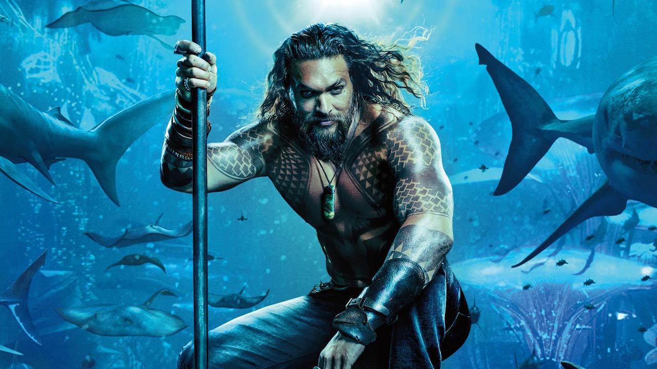Aquaman, sales, entertainment, film, movies, superhero, DC, million