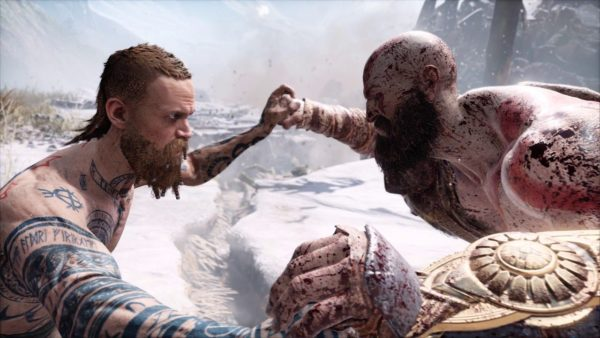 Baldur, God of War, PS4, Santa Monica, Villain, villains, Top 10, best