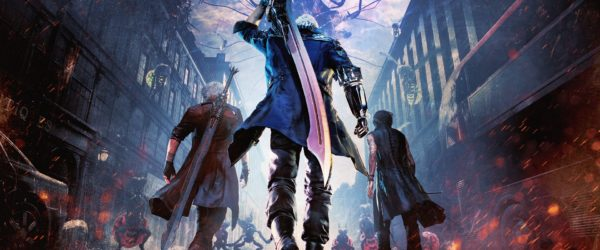 Devil May Cry, Devil May Cry 5, Concert, live, tour, march, capcom, events, music