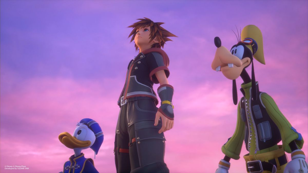Kingdom Hearts 3, is there new game plus
