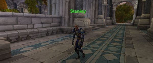 Stan Lee, World of Warcraft