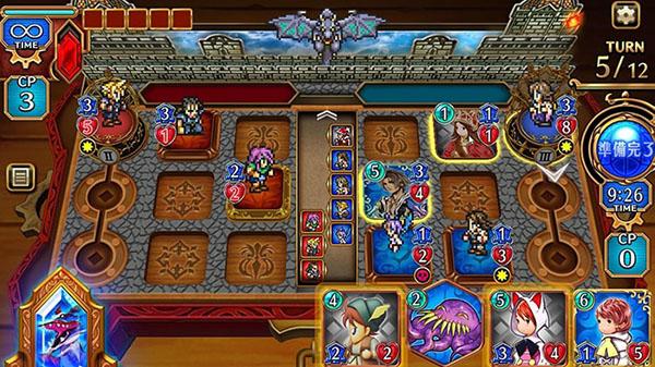 Final Fantasy Digital Card Game, Square Enix, Announcement, PC, Mobile