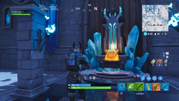 Fortnite Week 7 Secret Star Location