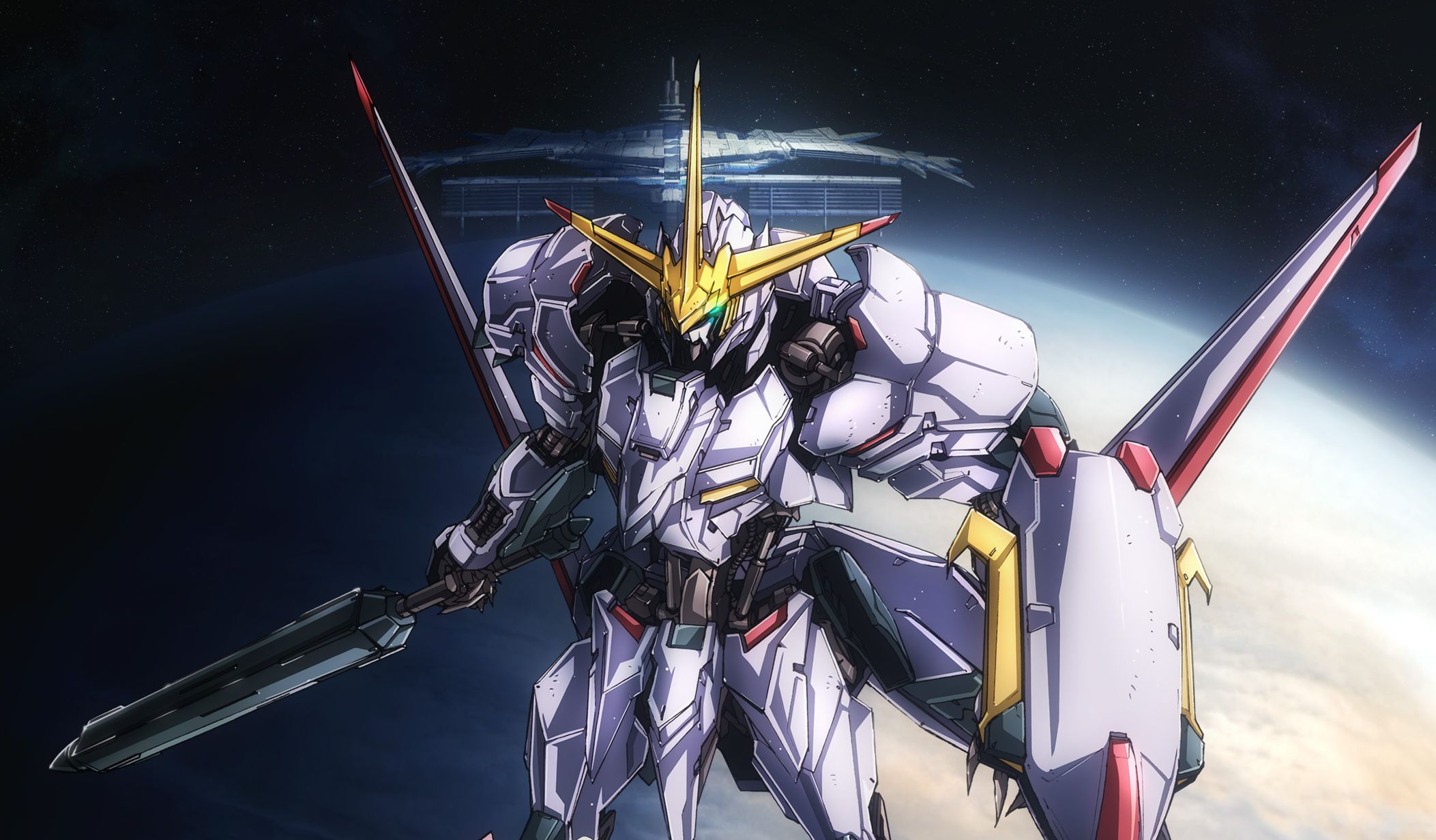 Mobile Suit Gundam: Iron-Blooded Orphans Urd's Hunt