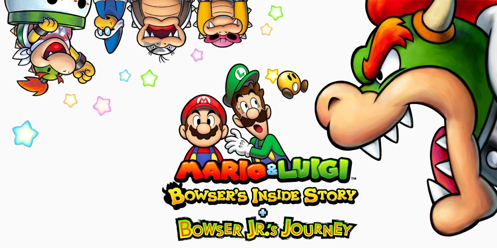 Bowser's Inside Story, Bowser Jr.'s Journey
