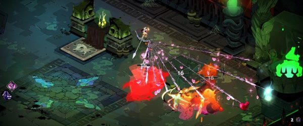 Hades, Supergiant Games, Early Access, The Chaos Update