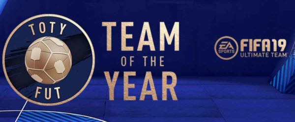 How to Get Team of the Year players in FIFA 19