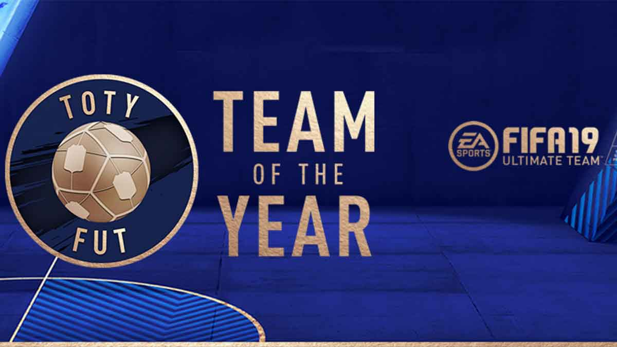How to Vote for the 12th Team of the Year Player in FIFA 19