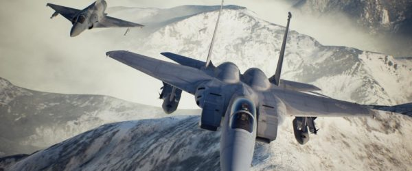 How to use flares in Ace Combat 7