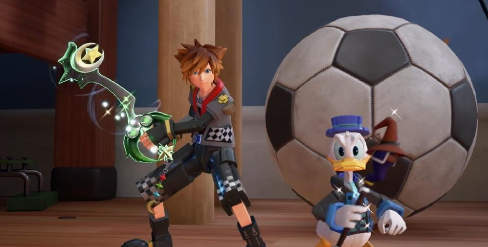 Kingdom Hearts III, Pre-order Bonus, Phantom Green Keyblade,Microsoft Store, Xbox One