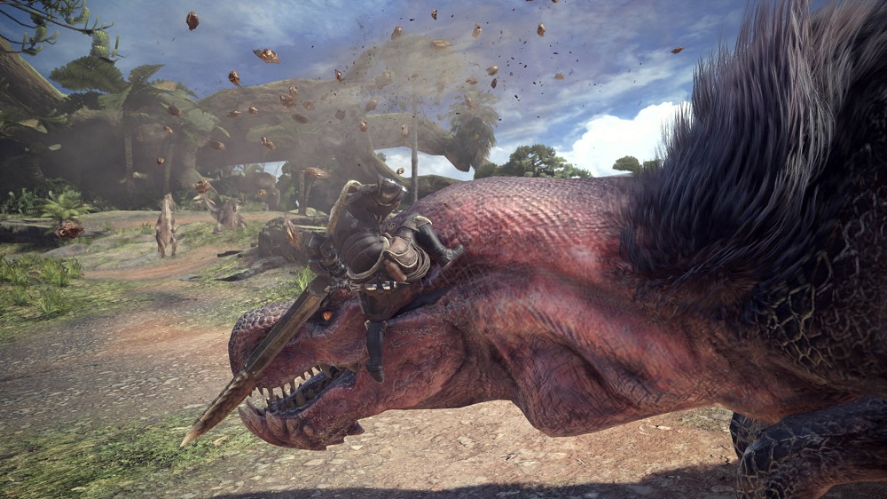 monster hunter: world, patch 5.1, ultrawide support, 21:9, push-to-talk