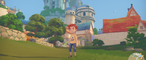 My Time at Portia, is there multiplayer