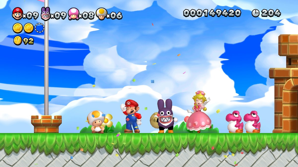 New Super Mario Bros. U Deluxe review, twinfinite
