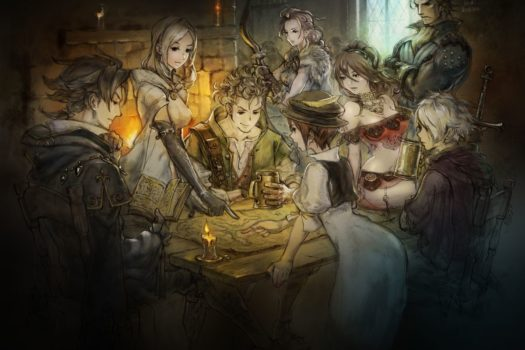 Octopath Traveler, Switch, best selling