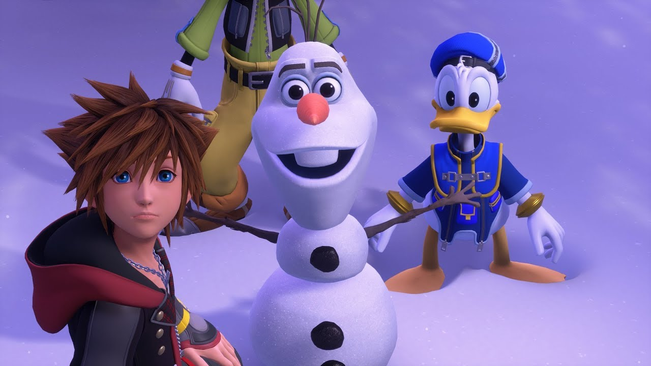 where to find olaf in kingdom hearts 3, olaf pieces kingdom hearts 3, arendelle, kingdom hearts iii