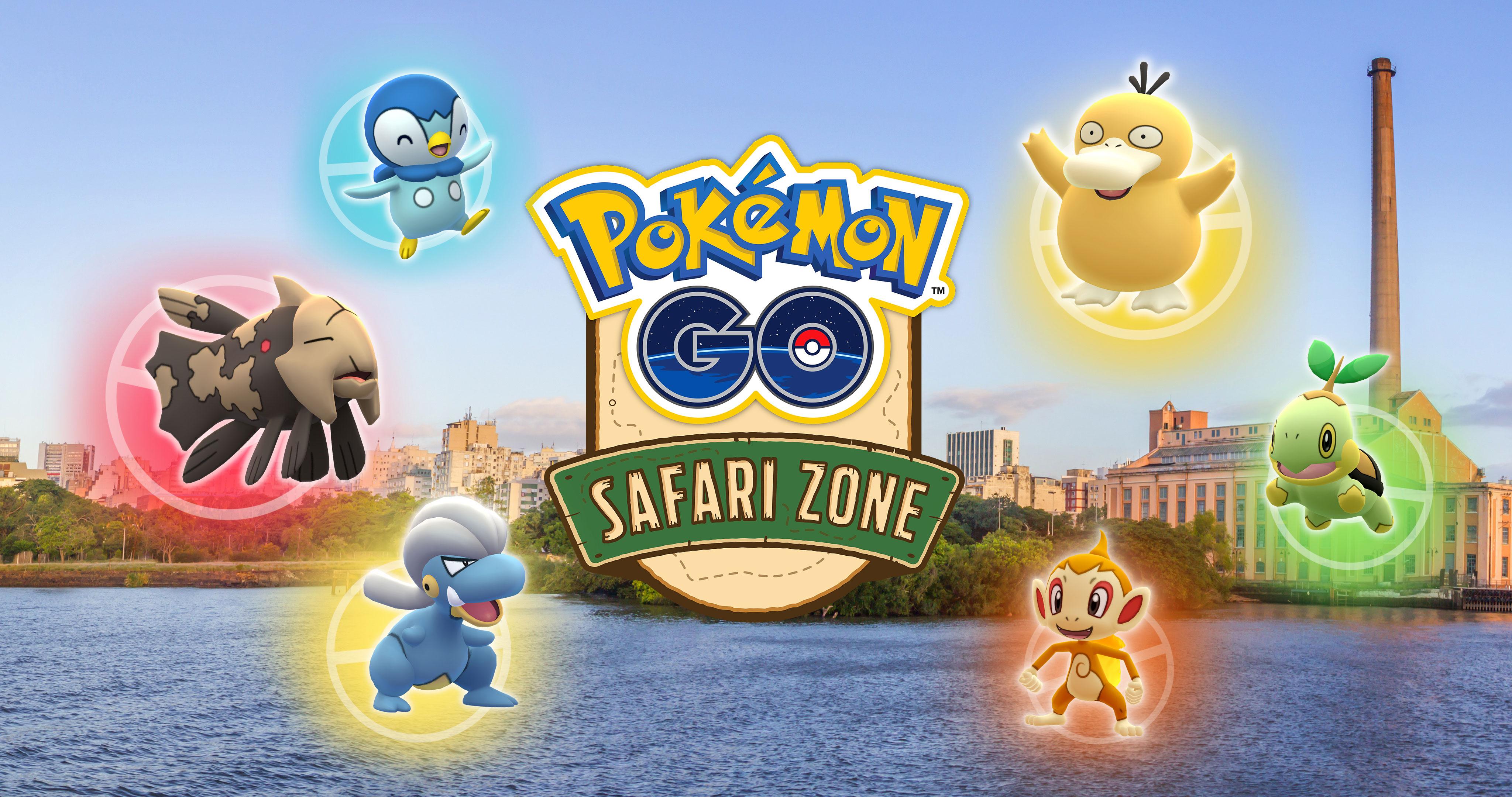 Pokemon GO's Next Safari Zone Will Take Place in Brazil