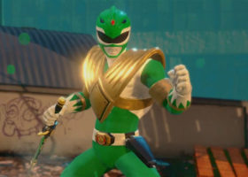 Power Rangers: Battle for the Grid, trailer, announcement, fighting game