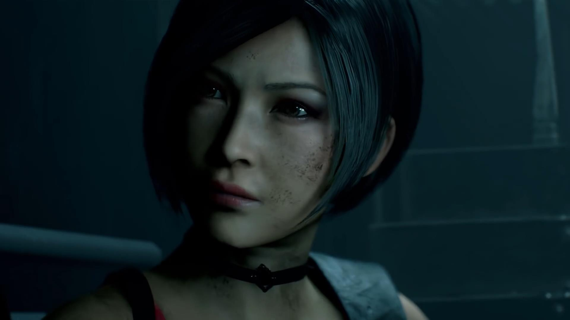 New Resident Evil 2 Trailer Shows Beautiful Cutscenes