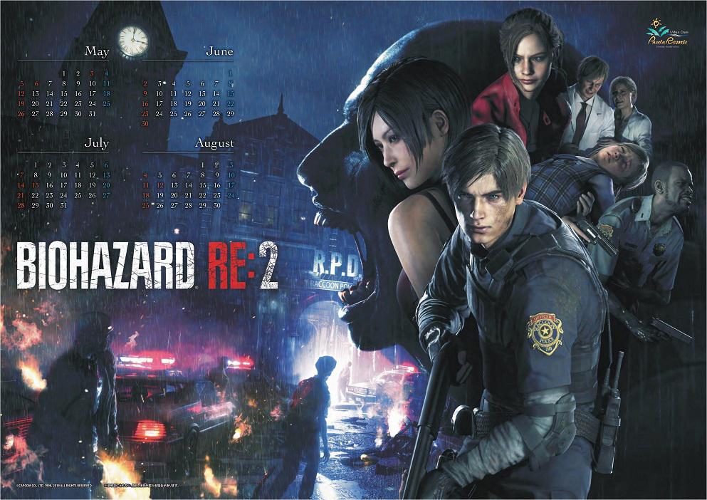 new game plus, resident evil 2