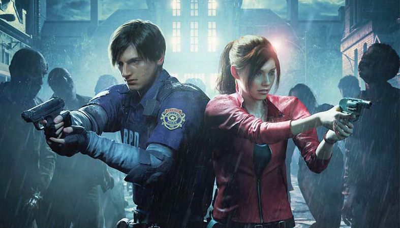 Resident Evil 2 What The Police Station 3f Dial Lock Code Is