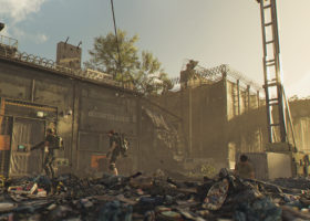 Occupied Dark Zones, The Division 2