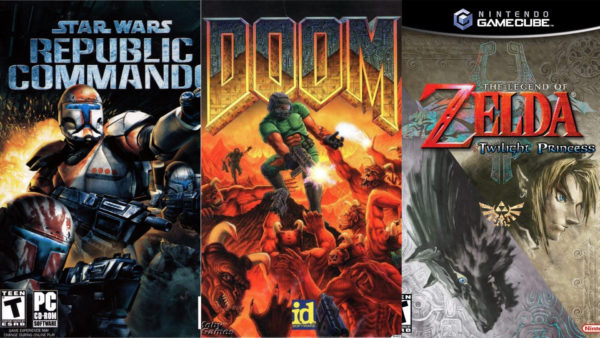 Video Game Box Art quiz