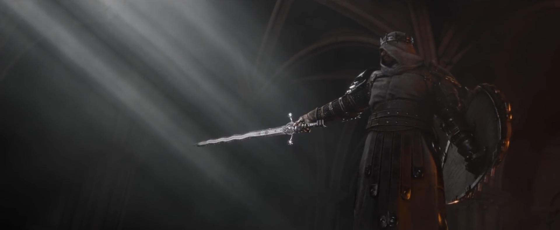 For Honor, Vortiger, Trailer, cinematic, ubisoft, year 3, ps4, xbox one, pc