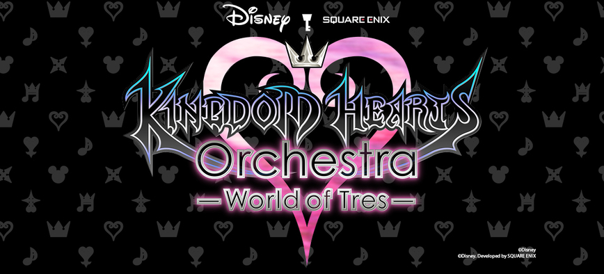 kingdom hearts orchestra world of tres