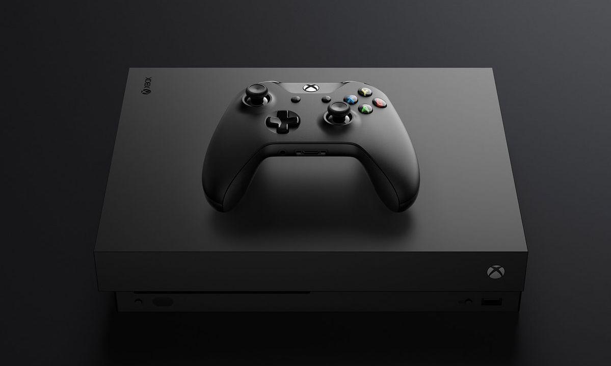 Xbiox One X, Microsoft