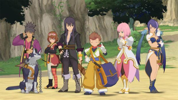 tales of vesperia best party setup, tales of vesperia definitive edition best party setup, best party members tales of vesperia,