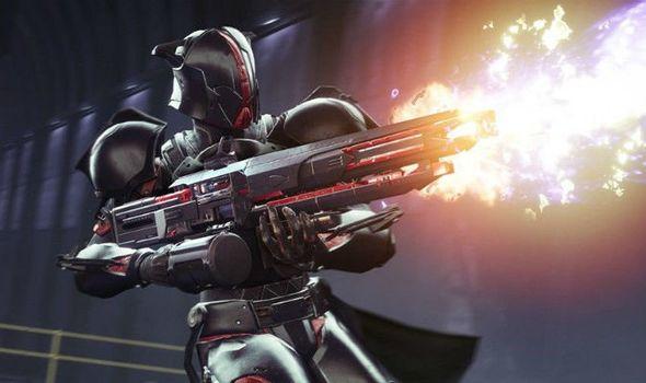 bergusia forge, destiny 2, black armory